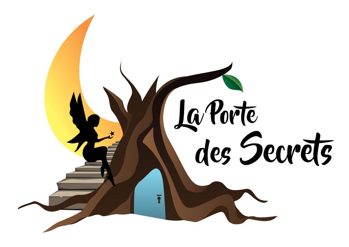 Logo LA PORTE DES SECRETS